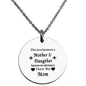 El Amor Entre Una Madre Y Su Hija Sabe Sin Distancia Collar