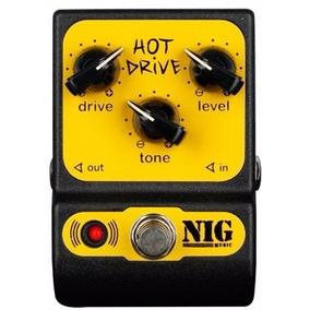 Pedal Nig Hot Drive Phd Overdrive