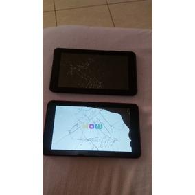 Tablet How Max A0011 Dois Aparelhos Trincados Leia