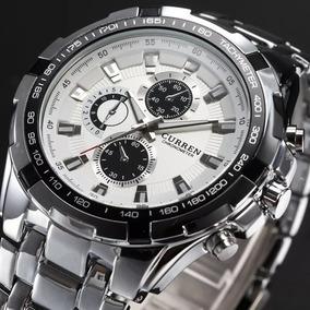 Relógio Curren 8023 Original Lançamento 2019 Luxo + Caixinha