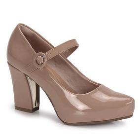 b22d2c93c6 Sapato Boneca 40 - Sapatos Nude no Mercado Livre Brasil