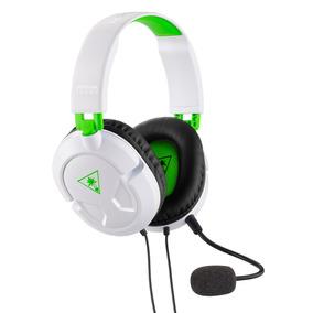 Audífono Gamer Modelo Recon 50x Blanco Xbox One Turtle Beach