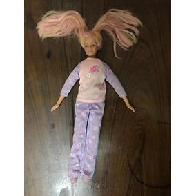 Barbie De Pano Antiga