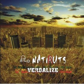 Natiruts - Verbalize (cd)