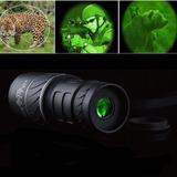 Monocular Día Y Noche Visión Con Poca Luz 40 X 60 Hd Óptico