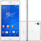 Sony Xperia Z3 16gb Dual Chip D6633, Android 6 Tela 5.2