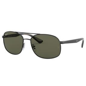 Oculos Sol Ray Ban Rb3593 002 9a 58 Preto L G15 Polarizada c847b2a3e8