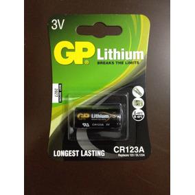 Bateria Cr123a Litium 3v (incluye Iva) Compre Original