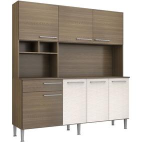 Kit De Cocina Compacta Mueble Cocinas Divino