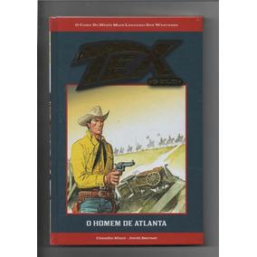 Hq Coleçao Tex Gold O Homem De Atlanta #27