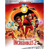 Los Increíbles 2 1080p Bluray Digital