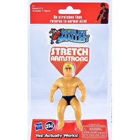 Boneco Stretch Armstrong Estica E Volta Ao Normal