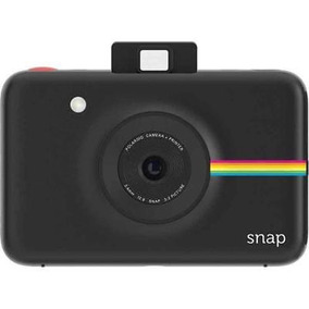 Polaroid Snap 10mp Cámara Digital Instantánea, #polsp01b Neg