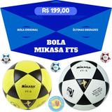 4eab95d308 Bola De Futebol De Areia Mikasa - Esportes e Fitness no Mercado ...
