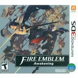 3ds Title Keys Juegos Nintendo Fire Emblem Awakening - Videojuegos