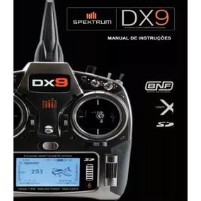 Manual Em Português Do Rádio Controle Spektrum Dx9