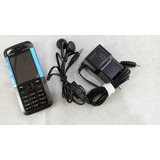 Nokia 5310 Azul Xpressmusic Novo Orig Frete Gratis Obs