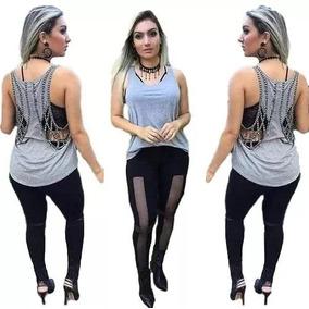 9d527faa5c Blusa Decote Lateral Tamanho M - Blusas para Feminino no Mercado ...