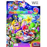 Videojuego Mario Party 9 (wii)