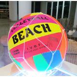Nuevo Balon Voleibol Playero Extra Suave 100% Calidad Bellos