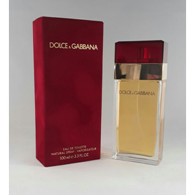 Perfume Dolce Gabbana Vermelho Feminino - Perfumes no Mercado Livre ... bf828f874f