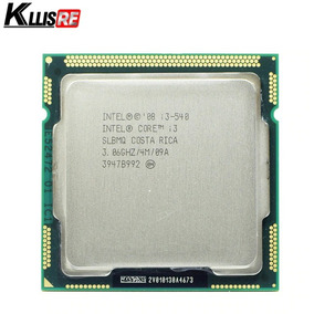 Procesador Intel I3-540 3.06 Ghz