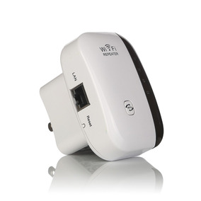 Sem Fio Wifi Repeater 802.11n/b/g Extensor De Sinal Boosters