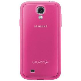 Capa Samsung Premium Galaxy S4, Rosa - Ef-pi950bpegww