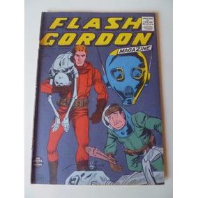 Flash Gordon Magazine Nº 40 Rge Ótimo!