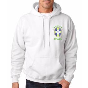 7c4f84687c Blusa De Moletom P  Frio Brasil Especial Seleção Brasileira