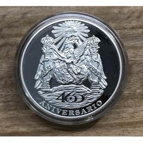 Medalla Del 465 Aniversario De Casa De Moneda, Envío Gratís.