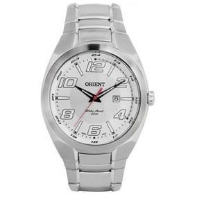 e35aeecc147 Relogio Masculino 45mm Visor Branco - Relógio Orient Masculino no ...