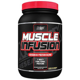 Whey Protein Muscle Infusion 907g Baunilha Original Nutrex