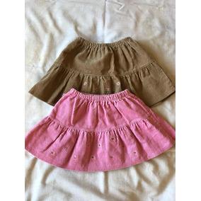 83056c381 Pollera Para Nena De Corderoy Color Rosa - Ropa y Accesorios en ...