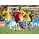 Colombia Paraguay Boletas