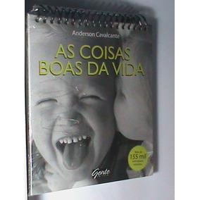 Livro - As Boas Coisas Da Vida (novo - Lacrado)