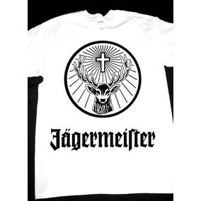 Jager Playera Bebida Licor Serigrafia Jagermeister