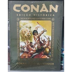 Conan: O Conquistador (edição Histórica)