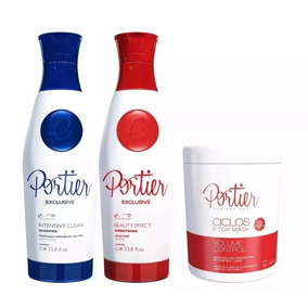 Portier Exclusive Kit Progressiva +btox Ciclos 1kg # Top