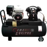 Compresora Con Motor A Gasolina Honda 7 Hp Tanque 108 Lts
