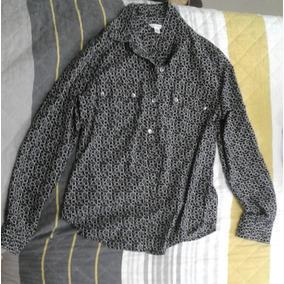 f449ae3fdc Camisa Social 100 Poliester Casual Manga Longa - Camisas no Mercado ...