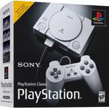 Consola Playstation Classic Sony 20 Juegos Hdmi