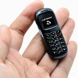 2 Teléfonos Celular Súper Mini Bm70 El Mas Pequeño Voz Mágic