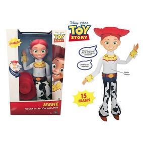 Jessie Toy Story En Español Figura De Acción Parlante 64114 886dee973a0