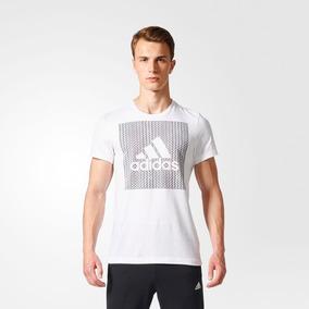 Camiseta adidas Linear Tee Masculina Ce6225 - G - Branco 897d4cb30bc1c