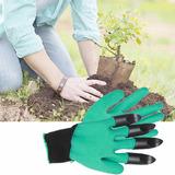 Guantes Para Jardineria Con Garras Uñas Uso Rudo Jardin