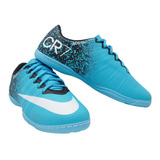 Tenis/nike Futsal /cr7 Kit Com 4 Pares