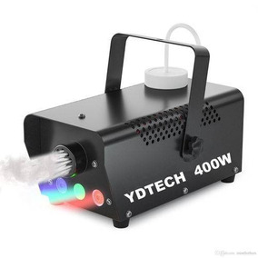 Maquina De Fumaça Profissional Com Led 400w Rgb Bivolt Ydtec