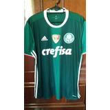 Camisa Palmeiras Campeao Brasileiro 2016 - Camisa Palmeiras ... 5b98e20c61d48