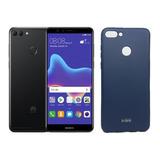 Funda Lolipop Color Soft Touch Huawei Y6 2018